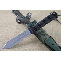AITOR JUNGLE KING II Fixed Blade Knife - Authorised Aust. Retailer