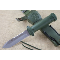 AITOR JUNGLE KING III Fixed Blade Knife - Authorised Aust. Retailer