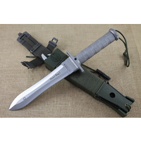 AITOR DESERT KING I Fixed Blade Knife - Authorised Aust. Retailer