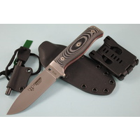 CUDEMAN SURVIVAL KNIFE MT-5 KYDEX 120-MK