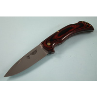 CUDEMAN BACK LOCK FOLDING KNIFE 325-R