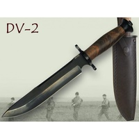 KIZLYAR DV-2 Fixed Blade Knife