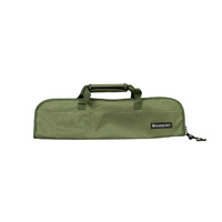MESSERMEISTER - Olive 5 Pocket Knife Roll, Case