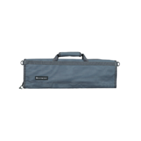 MESSERMEISTER Grey 8 Pocket Knife Roll, Case