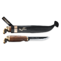 MARTTIINI Antler Knife - Wooden Gift Box