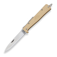OTTER-MESSER Mercator Brass Folding Knife 10-726RG
