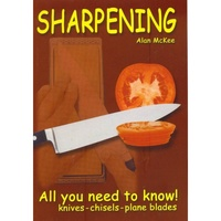 SHARPENING - All You Need To Know by Alan McKee
