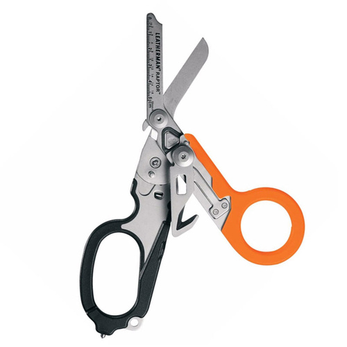 LEATHERMAN Raptor Orange Handles - Holster - Authorised Aust. Retailer