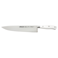 ARCOS RIVIERA WHITE 25 CM CHEFS KNIFE