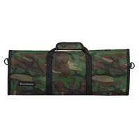 MESSERMEISTER Camouflage 12 Pocket Knife Roll, Case