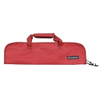 MESSERMEISTER - Red 5 Pocket Knife Roll, Case