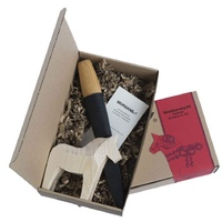 MORA Wood Carving Kit Dala Horse - Authorised Aust. Retailer