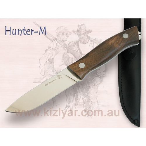 KIZLYAR HUNTER M Fixed Blade Hunting Knife