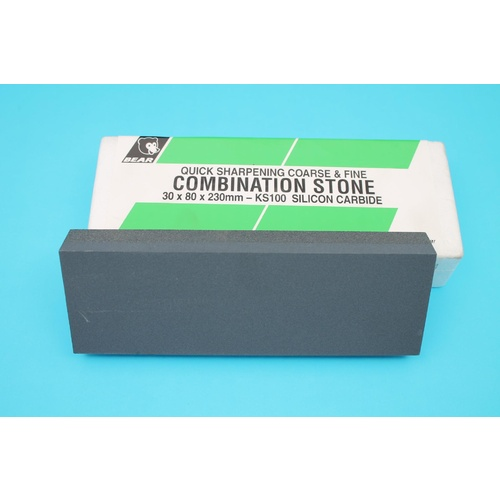 BEAR COMBINATION BENCH STONE KS100 Coarse/FINE